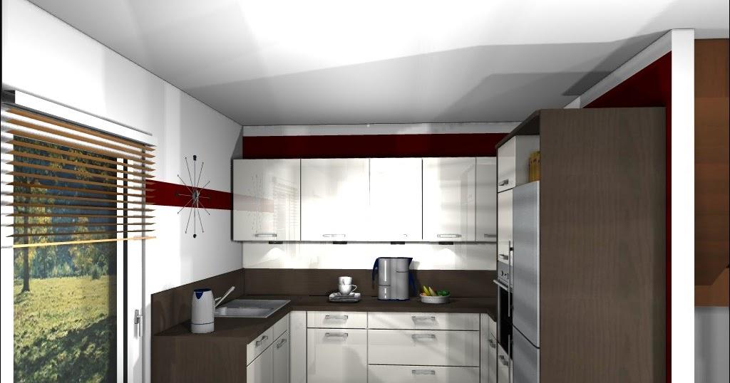 Hausbau von christian und jeannette mit der firma deko for Planungsprogramm kuche