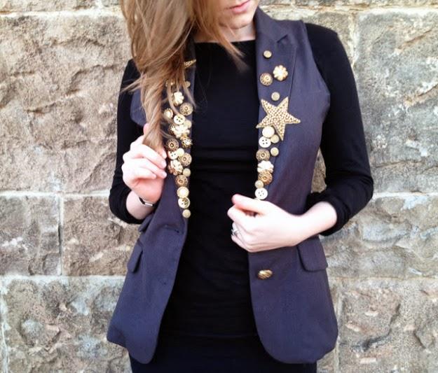 Как переделать пиджак своими руками