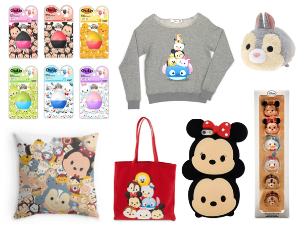 Disney Wishlist #7: Tsum Tsum