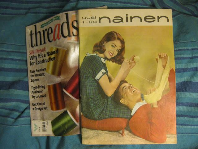 60-luvun naistenlehti
