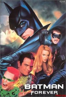 Batman Forever en Español Latino