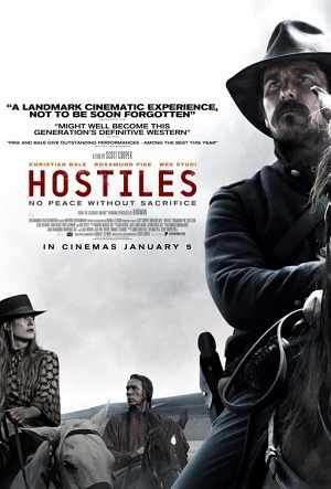 Hostiles Baixar torrent download capa