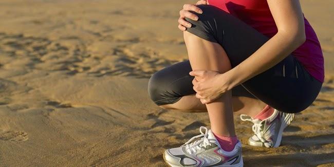 Kesehatan : Menghindari Cedera saat Olah raga lari