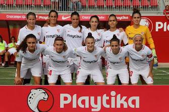 Sevilla FC Femenino.- 2018-2019
