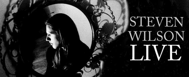 Steven Wilson LIVE
