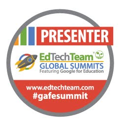 GAFE Summit Presenter 2016