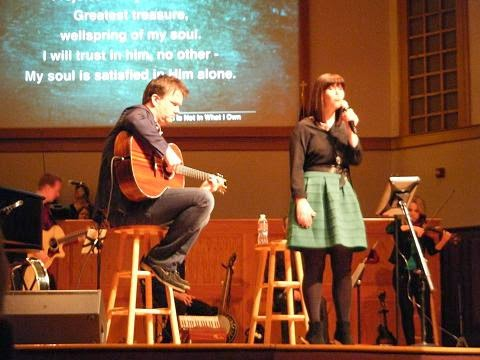 keith and kristyn getty 1