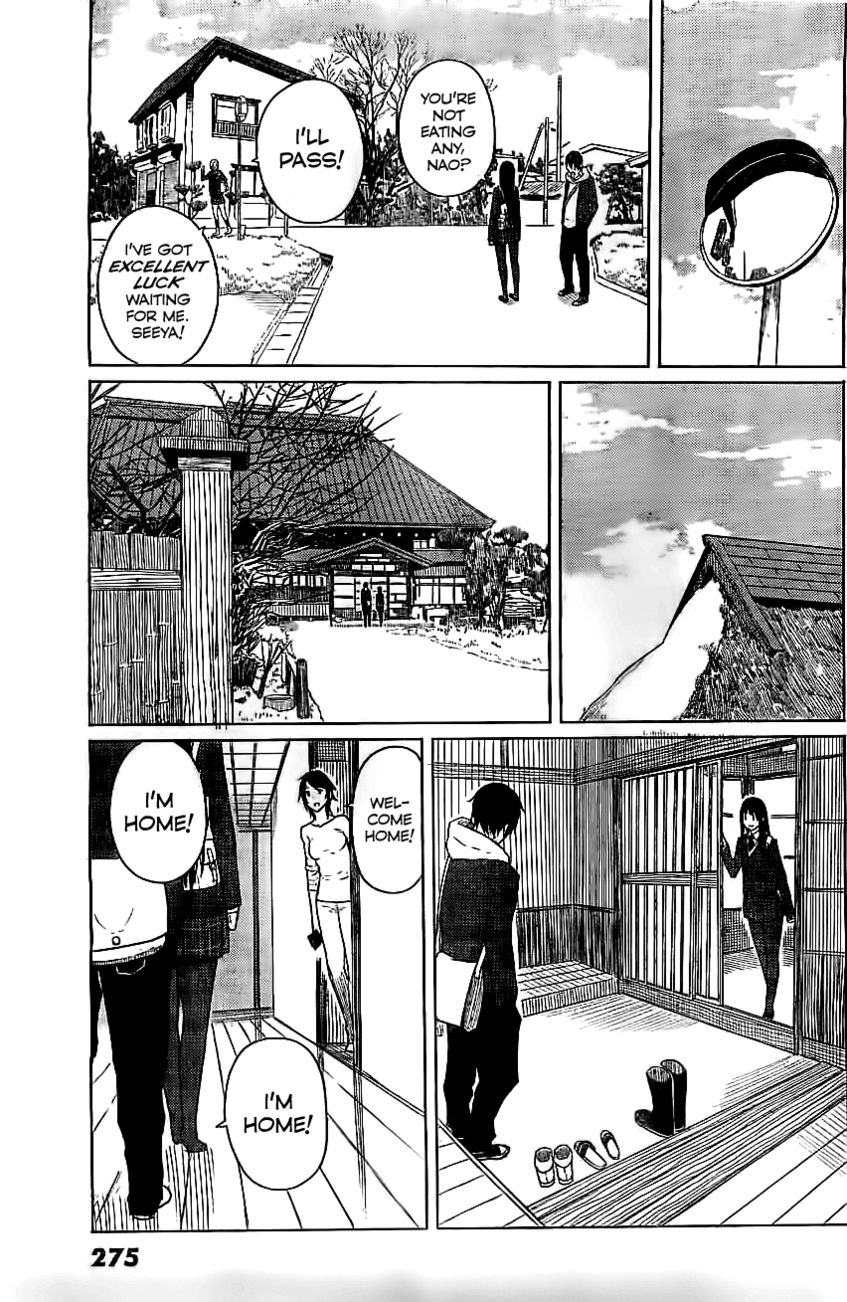 Flying Witch - Chapter 10