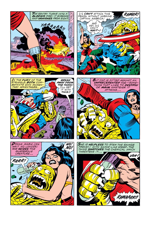 Captain America (1968) Issue #212 #126 - English 11