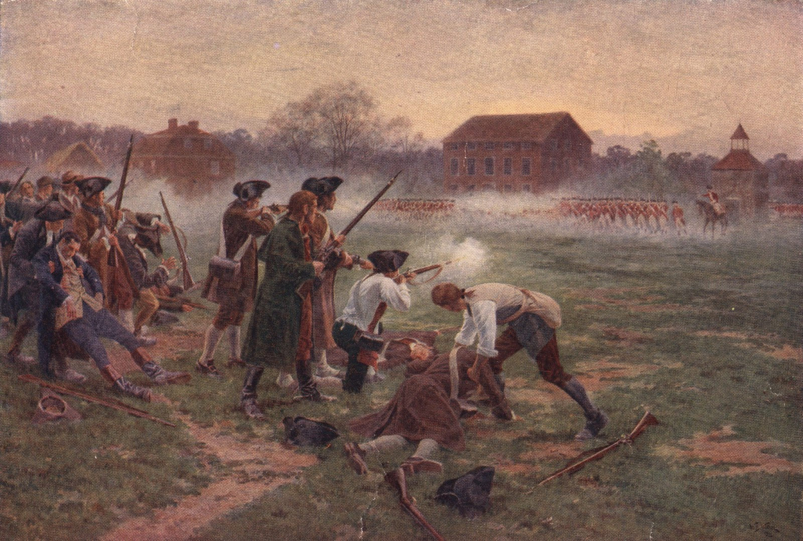 british arguments during the revolutionary war essay The violence took the form of the revolutionary war and congress became the leadership american revolution was the first anti-colonial, democratic revolution in history americans insisted on representation and when the british denied it, they fought their colonizers.