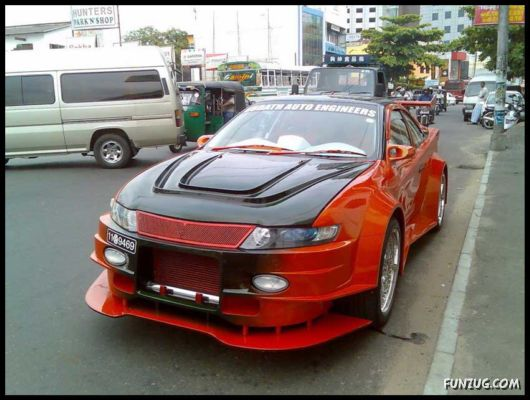 Perfect Modified Car In Sri Lanka. Modified In Sri Lanka Can You Believe ??  11 Sri 9469. Yes. Modified In Sri Lanka. Source:www.funzug.com