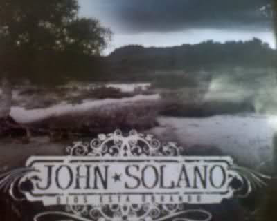 John Solano - Dios está obrando.