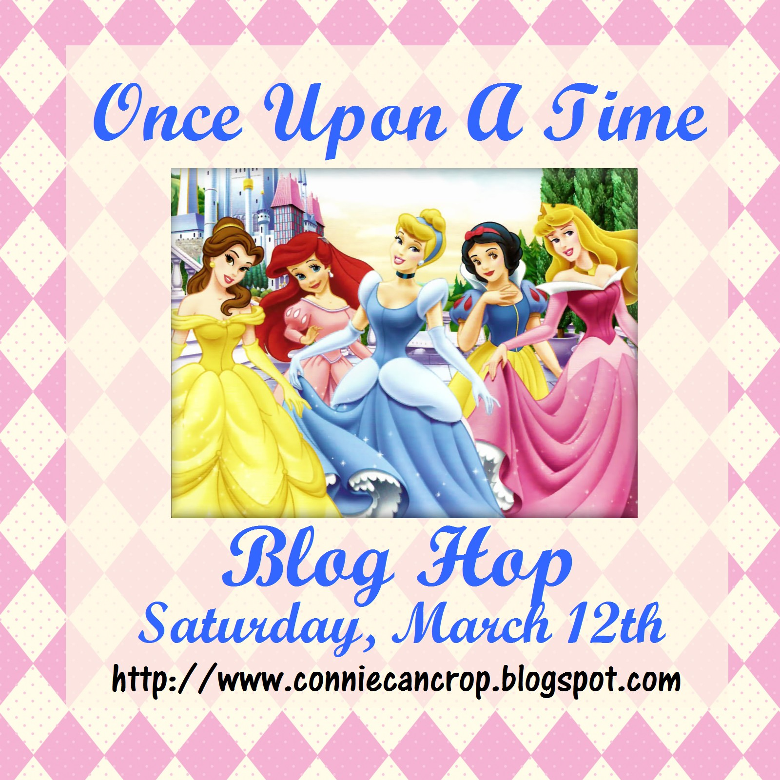Once Upon A Time Blog Hop