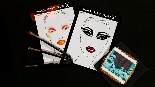 star wars max factor, veronique tres jolie