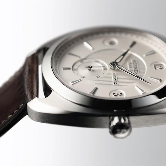 Hermes Dressage Watch Steel