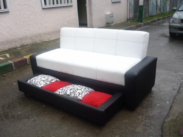 Decorando dormitorios fotos de sofa camas muy lindos - Sofa dormitorio ...