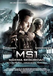 MS1: Máxima seguridad (2012) Online