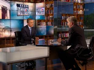 David Boies spoke with David Gregory on Meet the Press