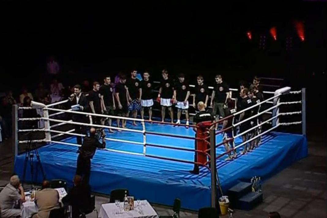 Боксерский Ринг 7х7 м за 170