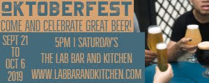 OktoberFest at Lab Bar, UAB Hilton