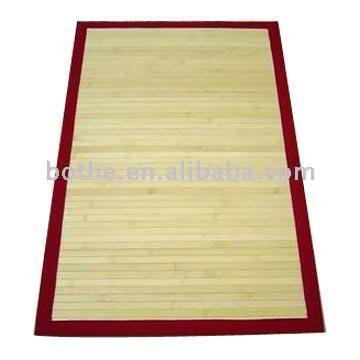 Bamboo Floor Mats7