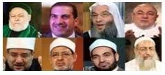 الملف الكامل .. الدعاة المصريين