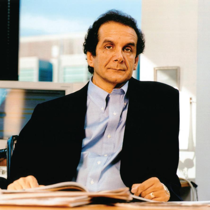 Charles Krauthammer Net Worth