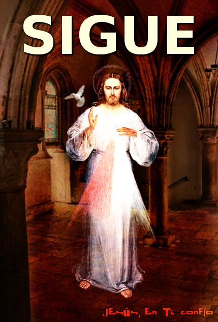 Sigue en foto de jesus misericordiosos