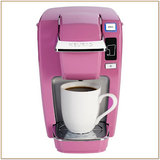 keurig single cup coffee maker mini