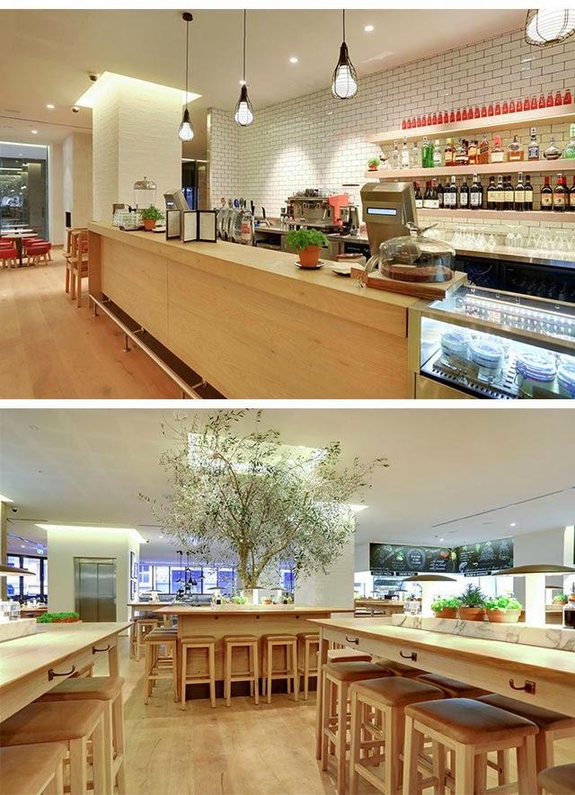Caldesign interior design inspiration trendy for Restaurant interior design inspiration