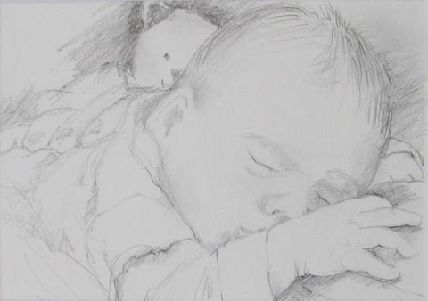 Art matters: Drawing children's portraits - capturing the ...
