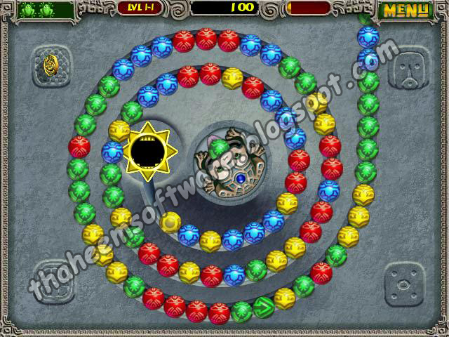play zuma deluxe free online now