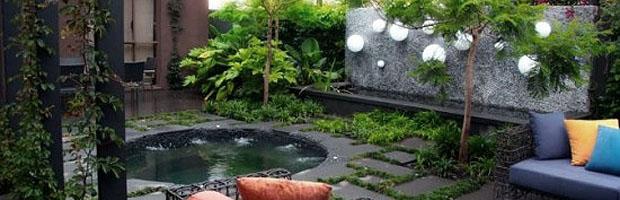 arquitectura paisajista diseno jardines patios areas verdes fotos
