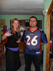 A Broncos fan in Chile!