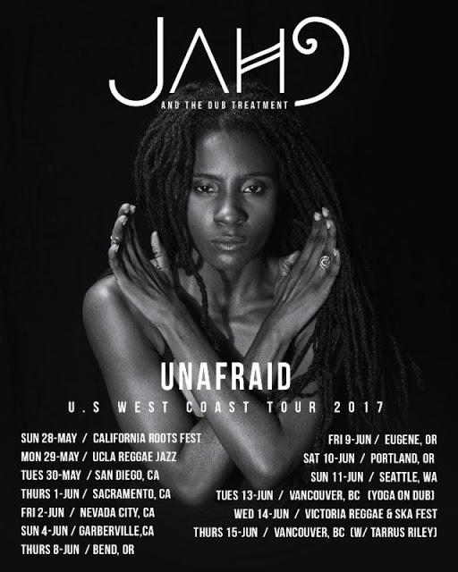 Jah9 Releases Video Prosper and Announces West Coast Tour