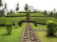 Ada Piramida di Taman Purbakala Pugung Raharjo, Lampung