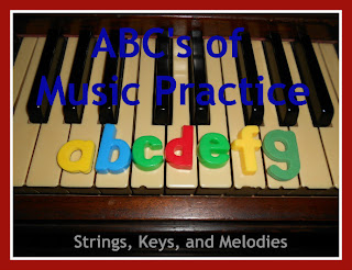 ABC's of Music Practice photo