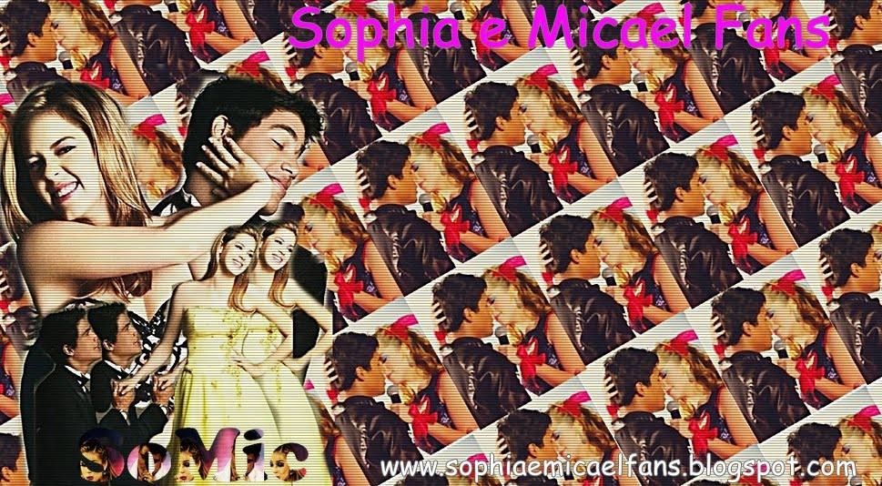 Sophia e Micael Fans.