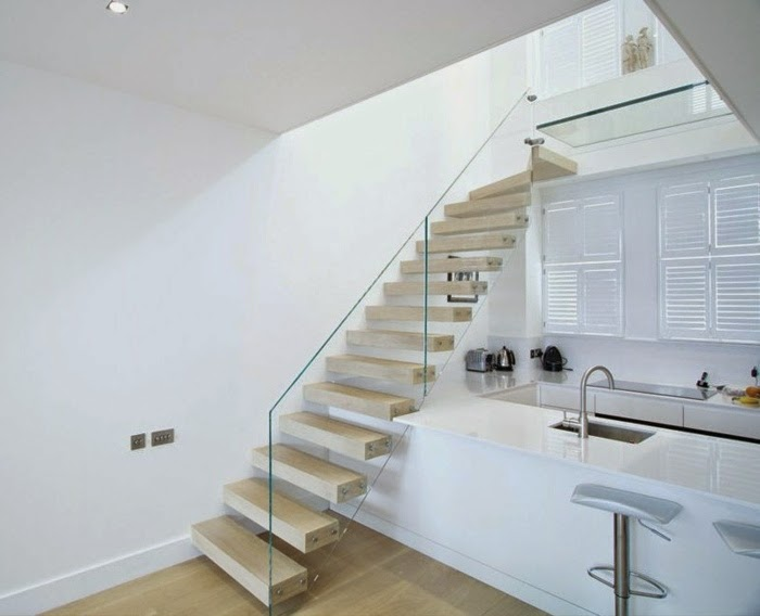 Floating Staircase Designs Detailed Look With Suggestions