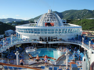 cruise i karibien