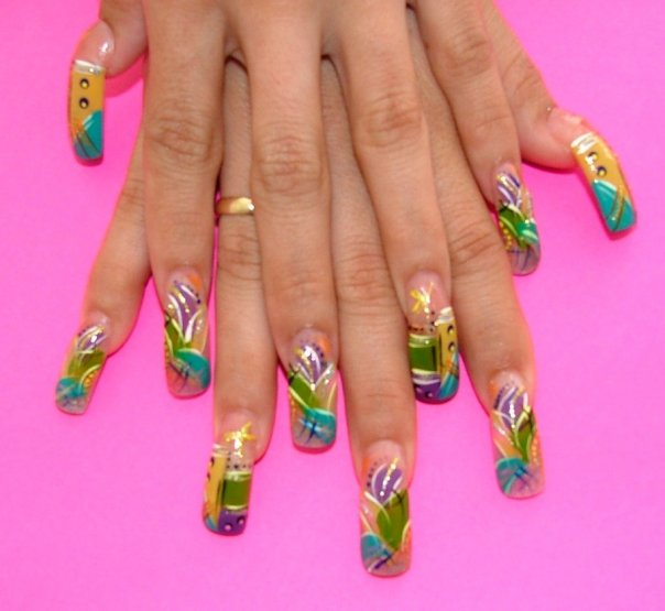 The Astounding Easy zebra print nail designs Photograph