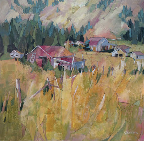 Kettle Valley 36x36