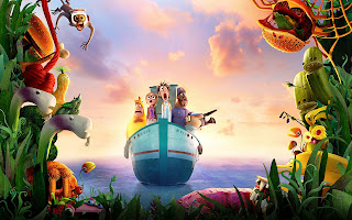 Cloudy With a Chance of Meatballs 2 Movie