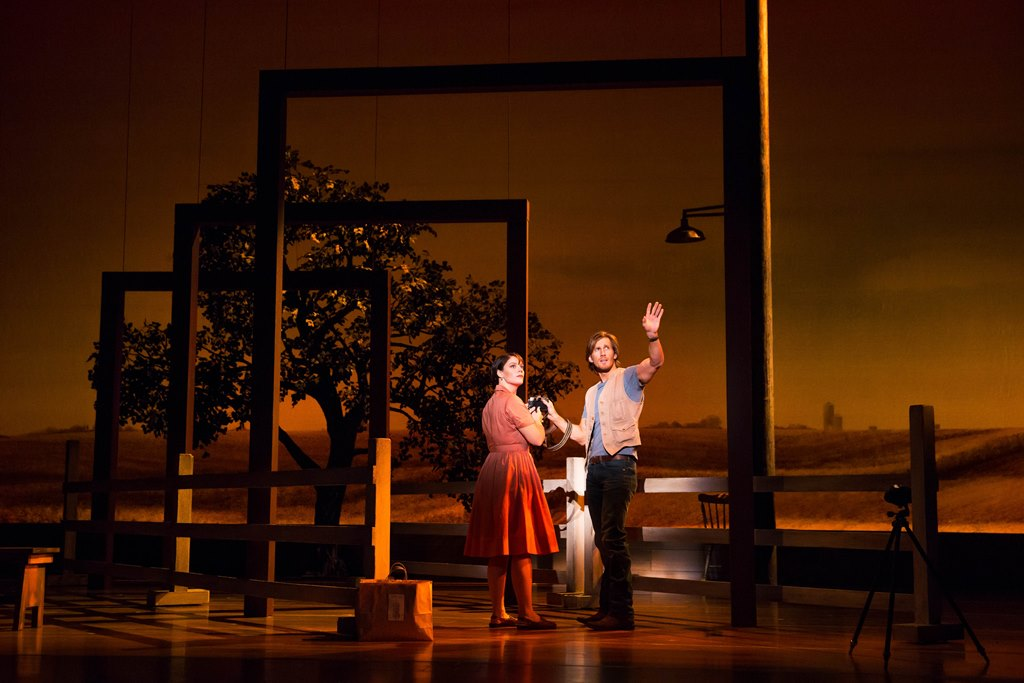 The Bridges Of Madison County Musical Tour