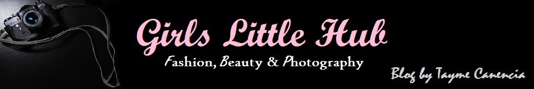 Girls Little Hub - Blog by Tayme Canencia