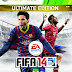Official FIFA 14 Cover