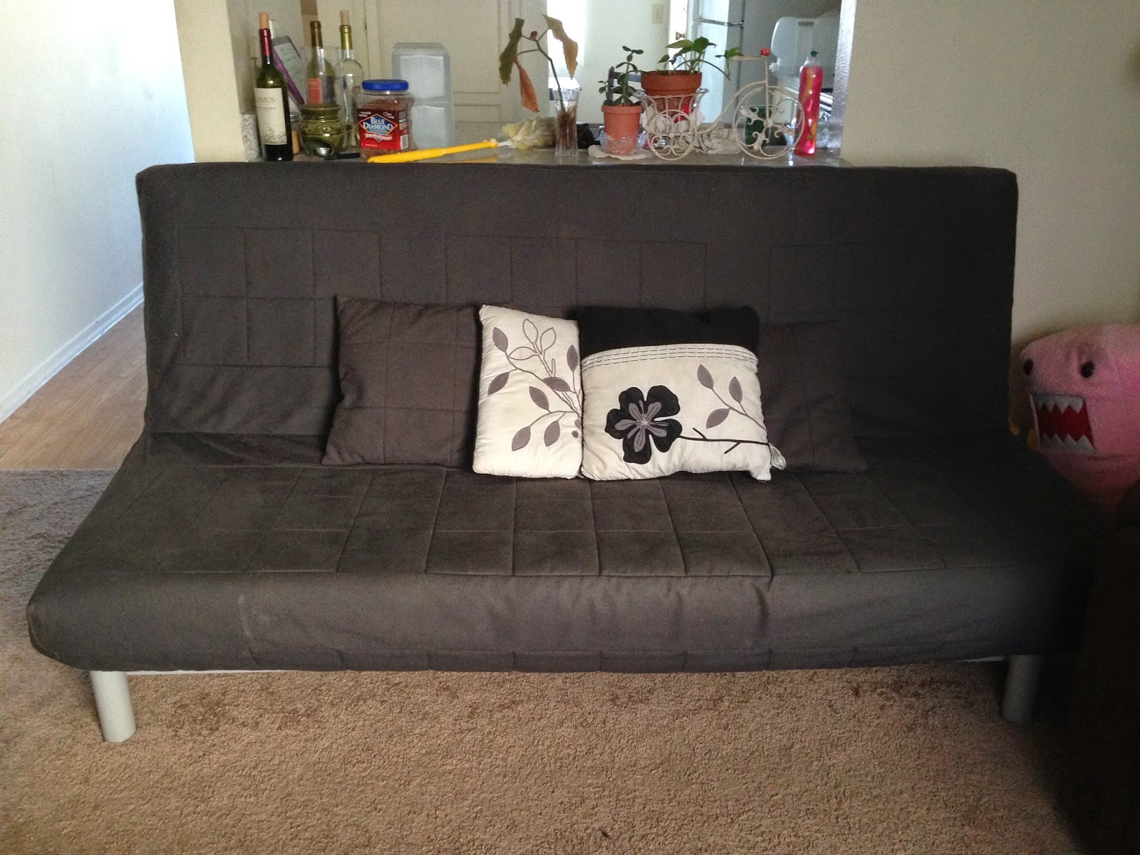 Ikea Used Furniture after college yard sale - cheap furniture, cheap items, all cheap