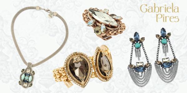 Dicas de presente para o Dia das Mães - semijoias de luxo - coleção Gabriela Pires
