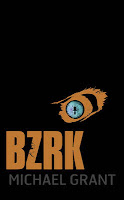 Book cover of BZRK by Michael Grant