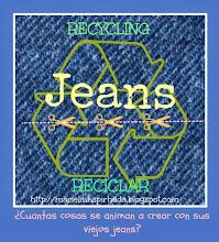 Reciclando Jeans